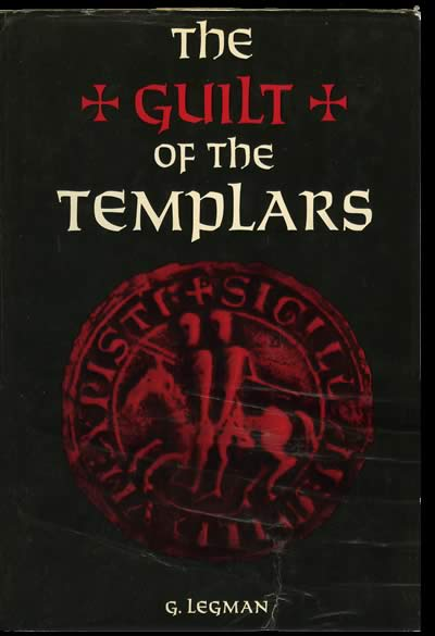 cover of Guilt of the Templars